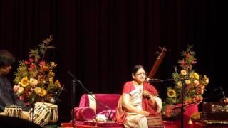 Shrimati Anita Roy—Vocal, Raga Rageshri Alap