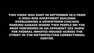 Chicago's federal jailhouse strip show