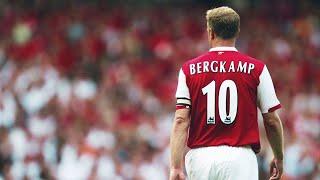 Dennis Bergkamp, the Iceman [Goals & Skills]
