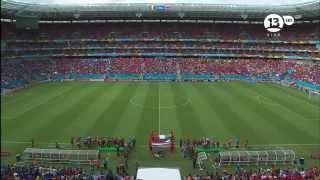 Brasil 2014: Italia 0-1 Costa Rica. Partido completo en HD