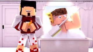 Minecraft: NÃO TOMAR BANHO - ESCADONA ‹ AMENIC ›