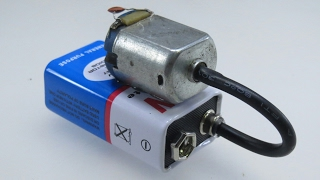 3 Useful Gadgets Using 9v Battery & DC Motor