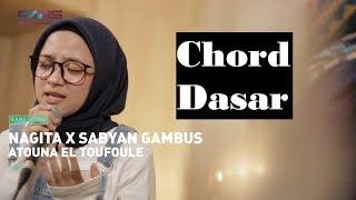 Nissa Sabyan - Atuna tufuli Lirik Chord    Sabyan gambus