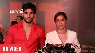 Sidhant Gupta & Ankita Lokhande At Grand Premiere Of Sarbjit Movie | ViralBollywood Entertainment