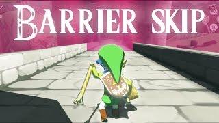 The Legend of the Barrier Skip - The Holy Grail of Zelda speedrunning