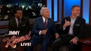 Kirk Herbstreit, Desmond Howard & Lee Corso on College Football, Heisman Trophy & Super Bowl