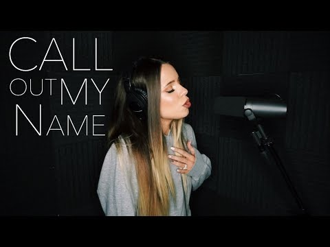 Call Out My Name - The Weeknd (Cover by DREW RYN) mp3