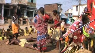 Sikiripur dando Nacho on Rangunipali village in Sikakol Tumbunath house Part-5.