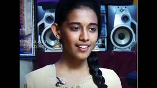 Beautiful Voice of a Tamil girl - Kannalane Song from Mumbai