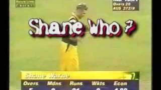Sachin's 134 Against Australia In sharjah final 1998
