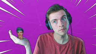Playing In Ninja's Room Without Him Knowing..