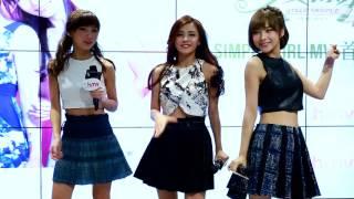 HMV x 少女標本『Simple Girl』MV首播會