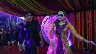 Rana and Sara's Holud Dance Performance 2k17 ~~02/02/2017