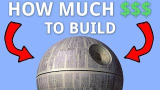 How Much Would it Cost to Build a Real-Life Death Star?