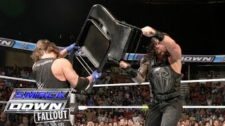 What you didn't see on SmackDown -