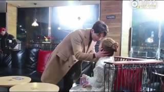 【The Guardian Ep 16 BTS】Lee Dong Wook & Yoo In Na Kiss Kiss Kiss