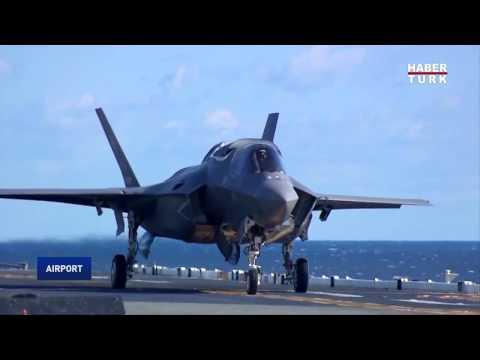 Türkiye'nin Alacağı F-35'lere Neler Oluyor?