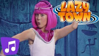 LazyTown | Go Explore! Music Video