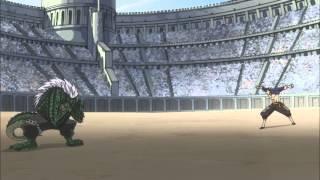 Fairy Tail - Elfman vs Bacchus AMV [HD]