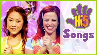 Hi-5 Songs | Reach Out & More Kids Songs