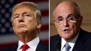 Judge Nap on Seriousness of Cohen Case: Trump, Giuliani