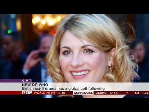 BBC World News next Doctor Who Jodie Whittaker 2017 07 17 10 20am
