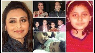 নায়িকা রানী মুখার্জী এর জীবন কাহিনী | Biography of Bollywood Actress Rani Mukerji 2017!!