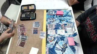 Yugioh 100 Pack Tournament March Top 8 Phantom Knight BA vs Monarch