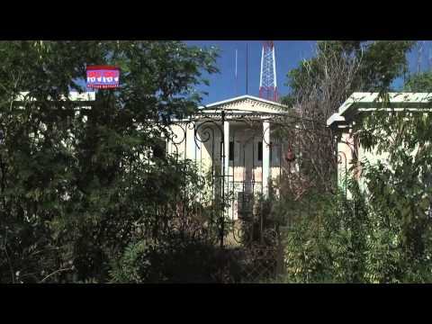 Casona Blanca abandonada Causa Terro en Nuevo Laredo