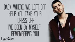 Snakehips Ft. Zayn - Cruel (Lyrics)