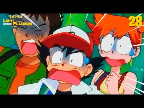 Pokémon SLP RuletaLocke Ep.28 ESTO ME ESTÁ EMPEZANDO A DAR MUCHO MIEDO