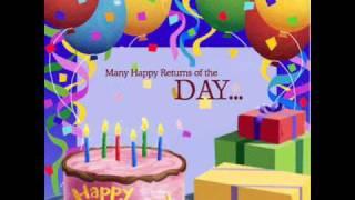 BEST HAPPY BIRTHDAY SONG EVER....