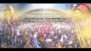 FROM THE GLORY DOME: HEALING AND DELIVERANCE SERVICE. 26-03-2019