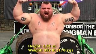 The World's Strongest Man | Eddie Hall 2017 (THE BEAST)