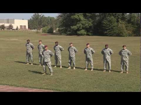 watch NCO Academy Drill and Ceremony