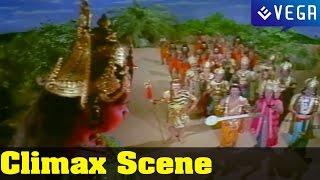 Sakthi Leelai Movie : Climax Scene