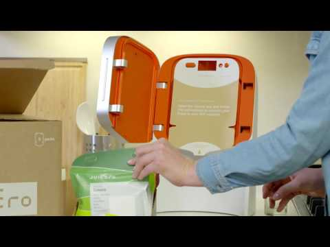 Get Started with Your Juicero Press iOS