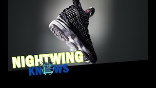 Nike LeBron 15 First Impression | Nightwing Knows