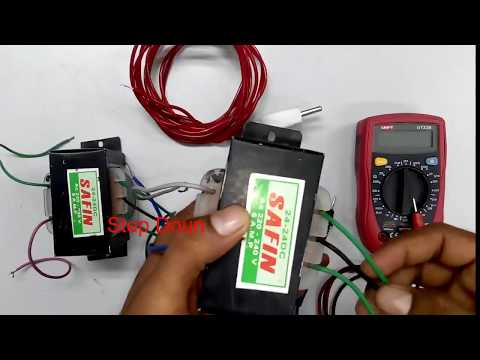 Xxx Mp4 ট্রান্সফরমার দিয়ে ভোল্টেজ আপ ও ডাউন করা দেখুন । How To Voltage Up Doun By Transformer 3gp Sex