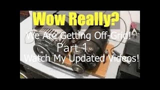 DIY Innovations - Free Electricity with Self Perpetuating Generator