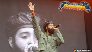 Protoje & The Indiggnation in Cologne, Germany @SummerJam 2017