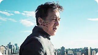 BLEEDING STEEL Teaser Trailer (2017) Jackie Chan Sci-Fi Movie