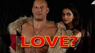 Is Something Brewing Between Deepika Padukone & Vin Diesel?   Bollywood News