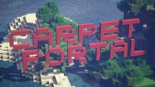 [MineCraft-Vhone] Skript : Simple Carpet Portal