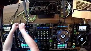 Best Of Deep House Music Mixed By DJ FITME  Pioneer DDJ-RZ & CDJ2000NXS2