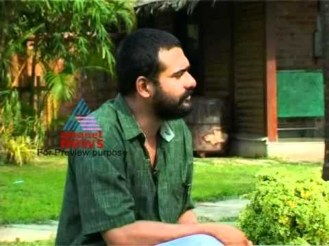 Interview with Actor/Director Siddharth (Son of legendary Malayalam film maker Bharathan)