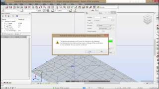 Simple Bridge design in Autodesk Robot part 2
