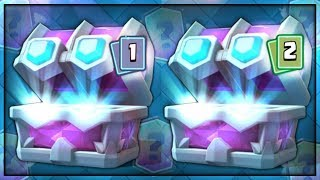 x5 LEGENDARIES! & OPENING x2 DRAFT CHESTS! | Clash Royale | BEST OR WORST DRAFT CHESTS OPENING?!