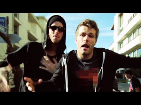 3OH 3 Touchin On My OFFICIAL MUSIC VIDEO