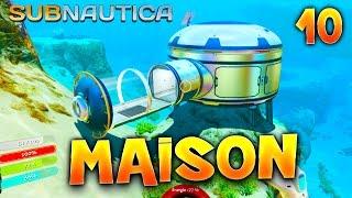 SUBNAUTICA - Ep. 10 - Maison - Let's Play avec Fanta (Saison 2)